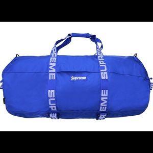 SS '18 Royal Supreme Duffle Bag